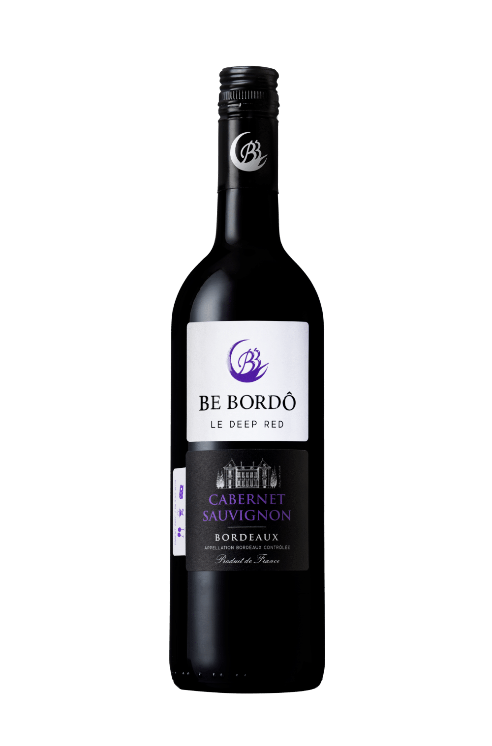 Be Bordô cabernet screwcap