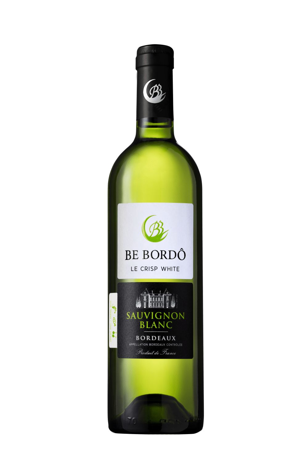 Be Bordô Blanc bouchon
