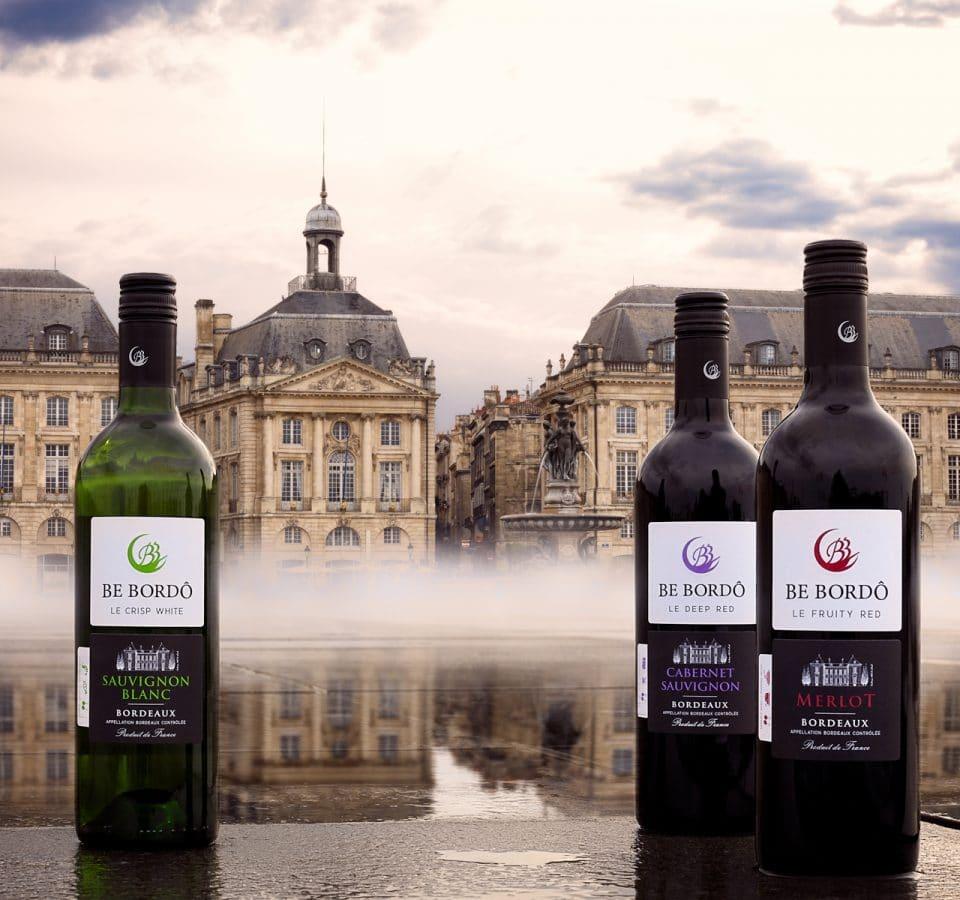 Be Bordô Miroir Bordeaux